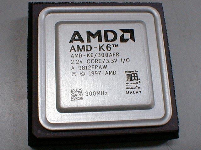 Socket 7 CPUもついに300MHzへ突...