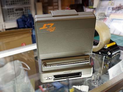価格はなんと19万円! PCエンジンLTのメンテナンス済みモデルが