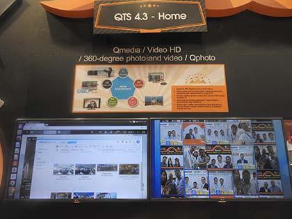 QNAPがRyzen搭載NASや「10GBase-T+M 2 SSD」の高速
