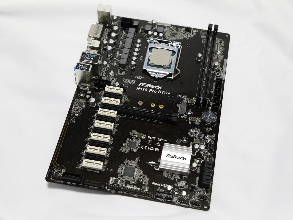 マイニングをはじめてみたい人向けのPCを組む、仮想通貨に向いたPCパーツの選び方 - AKIBA PC Hotline!