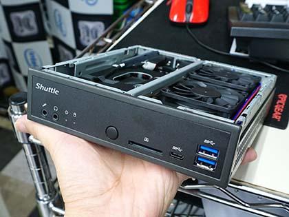 HDMI×3ポート搭載の小型PCキット「DH270」が近日発売、Shuttle製