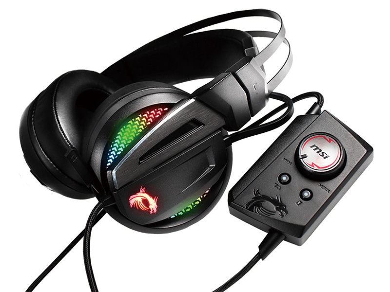 Micro-Star International Immerse GH70 GAMING HEADSET 予想実売価格:11,000円前後