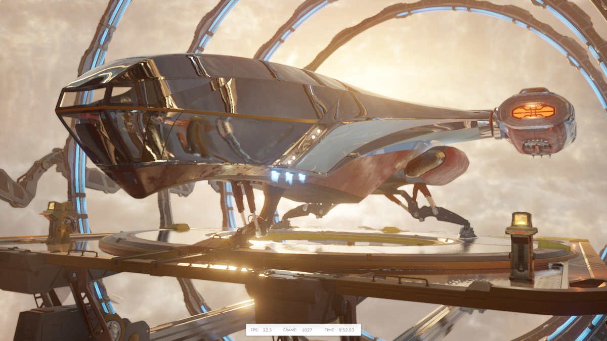 3DMark「Port Royal」