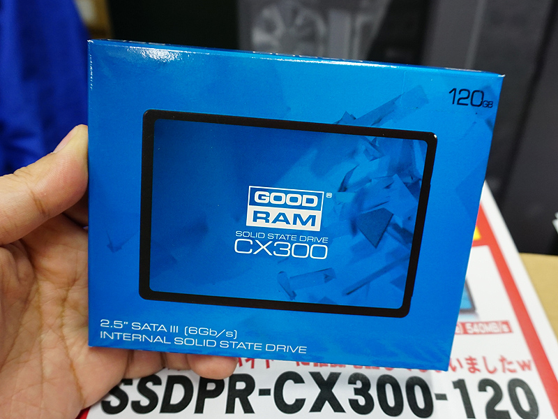 GOODRAM CX300シリーズ