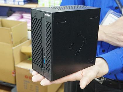 予約殺到のRyzen向け小型PC自作キット「DeskMini A300」がついに発売