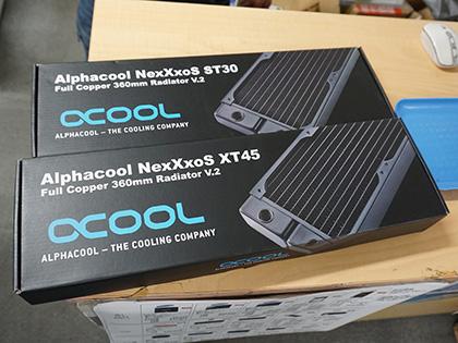 Alphacool NexXxoS ST30 360mm Full Copper Radiator Water Cooler