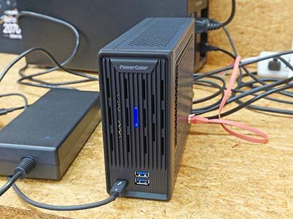 Mac向けの外付けRadeon RX 570が入荷、有線LANやUSB 3 0ポートを