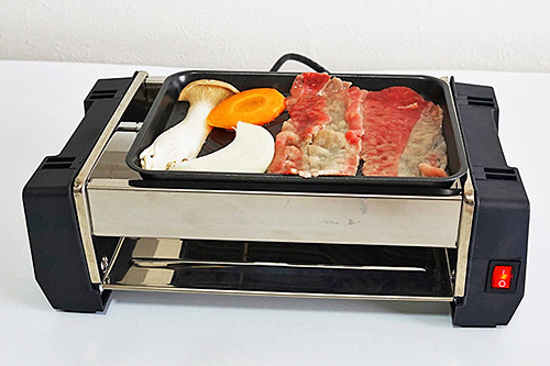 プレート 焼き肉
