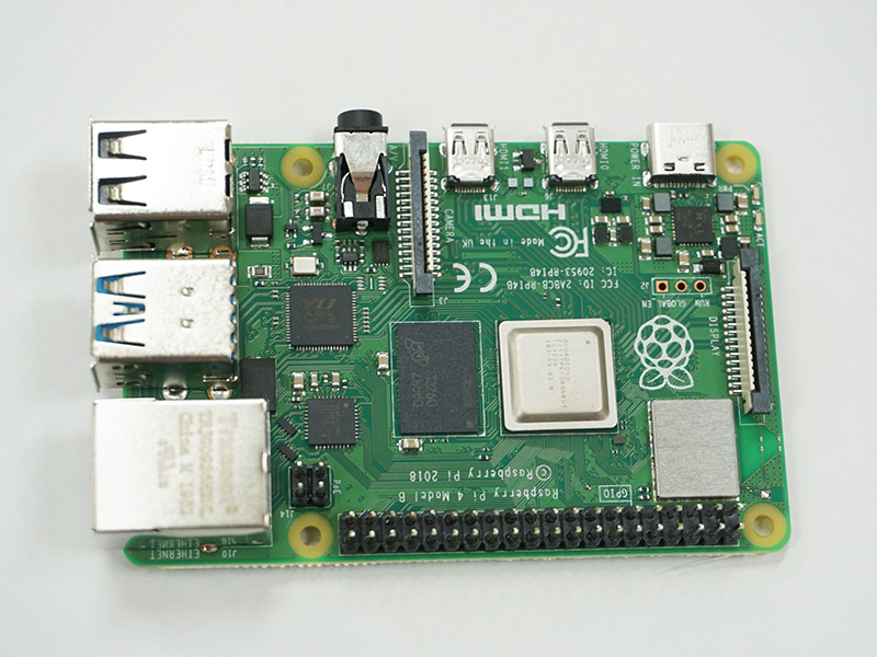「Raspberry Pi 4 Model B/8GB」