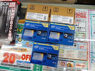 AKIBA PC Hotline!省電力性が向上したIntelの新型SSD「535」が発売