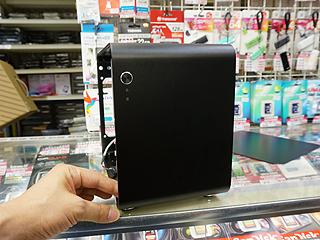 小さいけどHDDが7台も搭載できるPCケース「EMU-W150」が発売 - AKIBA ...