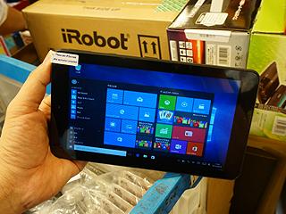 あきばお~の格安Windows 10タブレット「WinTab 7」が発売 - AKIBA PC Hotline!