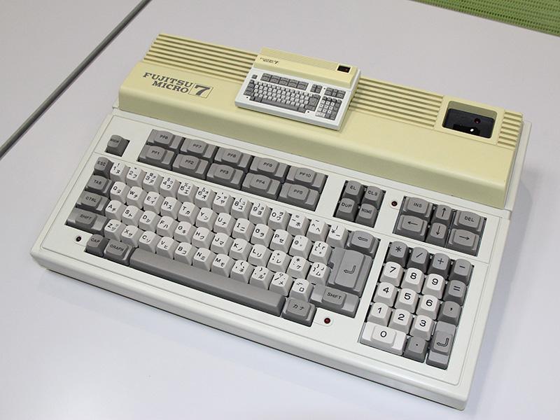 PC-8001やFM-7、MZ-80C……懐かしのパソコンが…