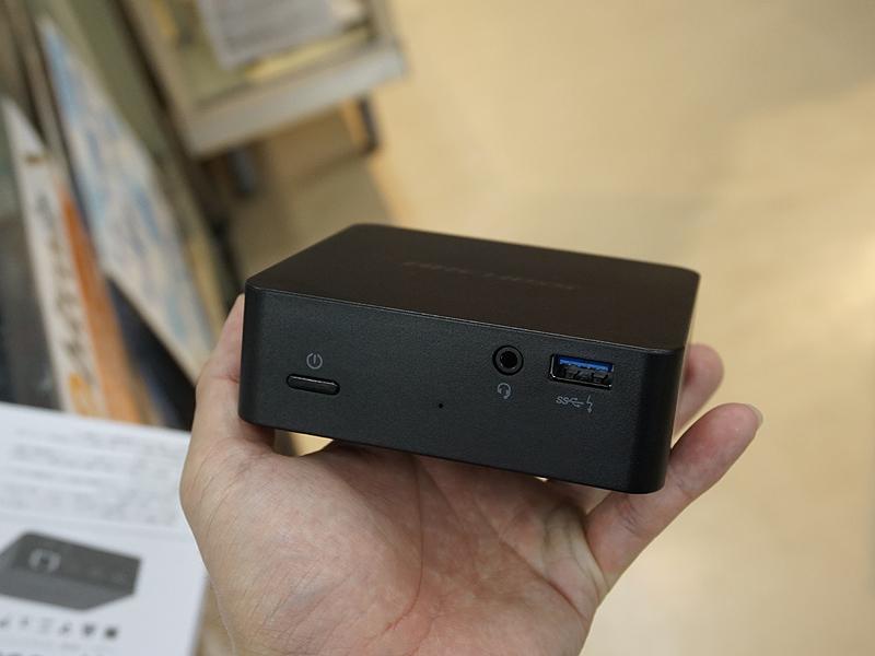 ディスプレイの裏面に設置できるUSB Type-C多機能ドックが発売、VESAマウント対応